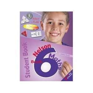Nelson Maths 6th Year of School Student Book Jenny Feely Books