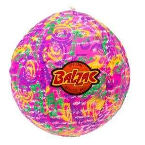 PINK, YELLOW,RED&GREEN BALL Official Balzac Balloon Ball Toys & Games
