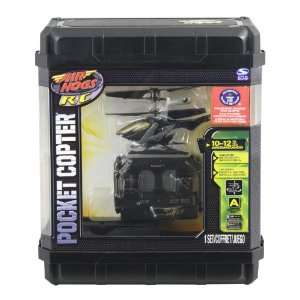 Air Hogs Pocket Copter   Bumblebee Toys & Games