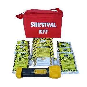 MINI SURVIVAL DISASTER KIT: Health & Personal Care