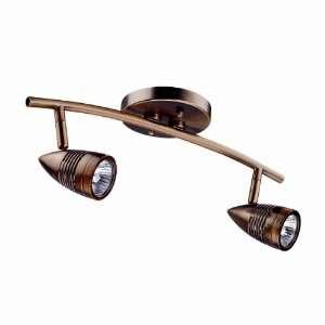 DVP2785SN 2 Light Bullet Linear Track Lighting Kit