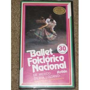 Folkloric Dances of Mexico   30th Anniversary Special VHS