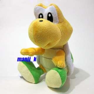 NEW Super Mario Plush Doll Figure Green Koopa Troopa