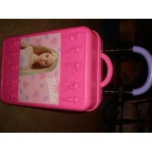 BARBIE ACCESSORY CASE Toys & Games
