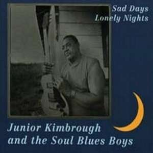 Sad Days Lonely Nights: Junior Kimbrough: Music
