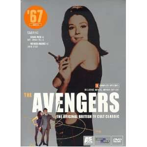 Avengers 67   Set 2, Vols. 3 & 4 Patrick Macnee, Diana