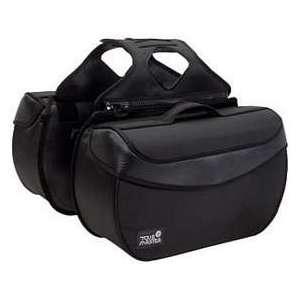 Tour Master Nylon Saddlebag   Large/Black Automotive