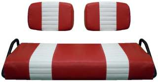 Club Car Pre 2000 Golf Cart Vinyl Seat Cover  STAPLE ON