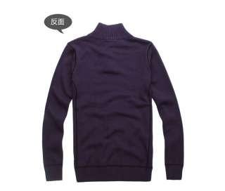 2011 New Mens Autumn Winter Warm Sweater Modena Size L