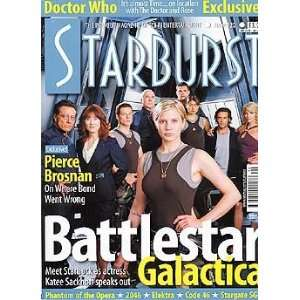 Magazine Issue #320 Battlestar Galactica Cover