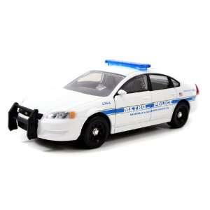 Chevy Impala  Nashville Metro Police Department 1/32 Toys & Games