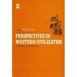 (Essays From Horizon, Volume Two) William L. Langer Books