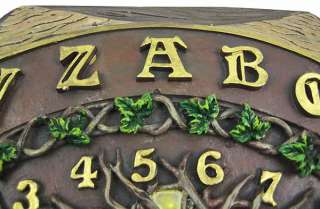 Moon Gazing Hares Glass Top Ouija Board Witch Pagan
