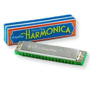 Classic Harmonica Musical Instruments