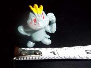 Machop # 66 Figurine 1 Inch Toy Pokemon Action Figures