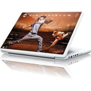 Tim Lincecum   San Francisco Giants skin for Apple MacBook