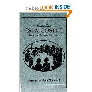 Ista gosthi Topics for Vaisnava Discussion v. 2