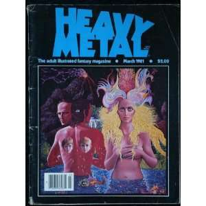 Heavy Metal March, 1981 Bloodstar