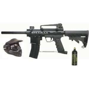 NEW BT BT 4 SWAT E FRAME PAINTBALL MARKER PACKAGE 2: Sports & Outdoors