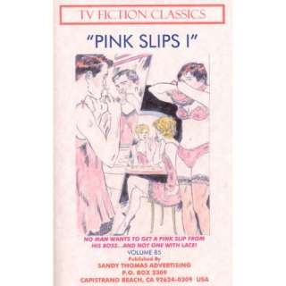 Image: PINK SLIPS I (TV FICTION CLASSICS): Sandy Thomas
