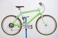 Cannondale SM600 Mountain Bike 20 Bicycle Lime Green Shimano Deore