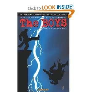 The Boys, Vol. 9 The Big Ride [Paperback] Garth Ennis