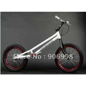 echo sl 20 complete bike with front /rear disc brake bike trials bmx