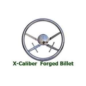 Xcalibur Full Wrap Billet Steering Wheels Automotive