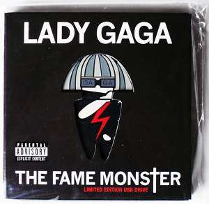 LADY GAGA * THE FAME MONSTER USB * LTD ED & MEGA RARE