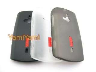 Plastic Skin Protector For Ericsson Live Walkman WT19i Matte Surface