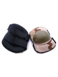 Tactical Bike Skateboard Knee & Elbow Pads Camo
