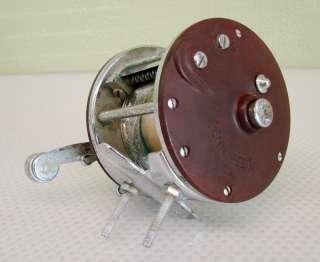 Penn peer 309 vintage casting reel made in usa fishing for Fishing reels made in usa