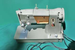 SINGER 328K SEWING MACHINE HEAVY DUTY LEATHER MINT CONDITION