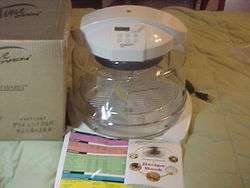 Thane Flavor Wave Deluxe Oven Convection New In Box