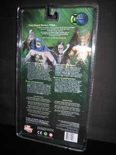 Blackest Night Black Lantern Hawkman Figure Series 5