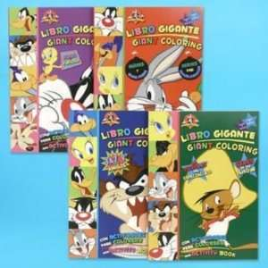 Coloring Book 96 Page Looney Tunes Bi L Case Pack 72