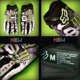 2012 Cycling Bike Bicycle FULL finger Beautiful gloves Size M   XL