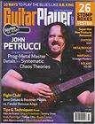 GUITAR PLAYER MAGAZINE JULY 2007 JOHN PETRUCCI B B KING
