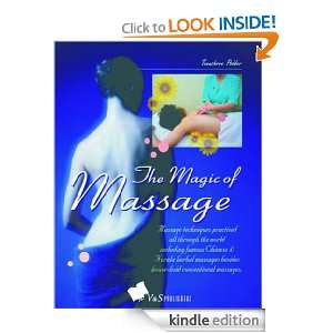 The Magic Of Massage Tanushree Podder  Kindle Store