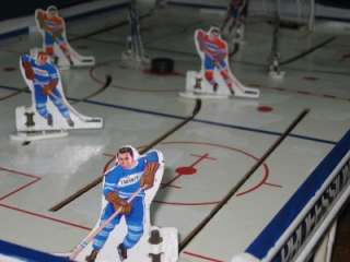 Vintage Munro Bobby Hull Tin Table Top Hockey 1968 69