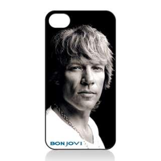 BON JOVI iphone 4 & 4S HARD COVER CASE