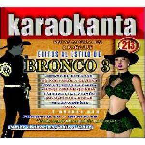 KAR 4213   Al Estilo de Bronco   III Spanish CDG Everything Else
