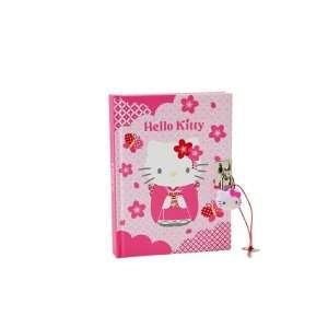 Hello Kitty Locking Diary   Sakura Toys & Games
