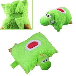 Super Mario Yoshi Pet Pillow Transforming Cushion Soft