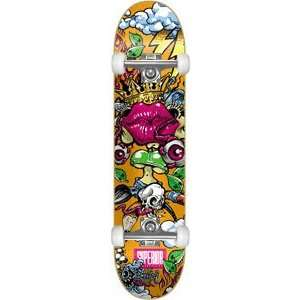 Superior Beauty Queen Complete Skateboard   8.25 w/Raw