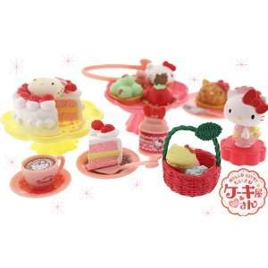 Re Ment Sanrio Hello Kitty Cake Shop Petite Figure