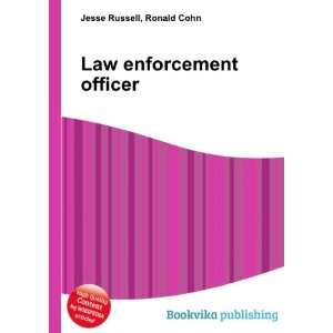 Law enforcement officer Ronald Cohn Jesse Russell Books