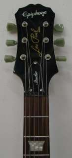 Epiphone Gibson LES PAUL Studio Limited Edition Custom Shop Electric