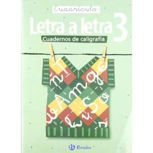 (Cuadernos De Caligrafia / Calligraphy Workbook) (Spanish Edition