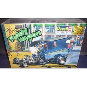 Tom Daniels Paddy Wagon Revell Monogram Model Kit 1997
